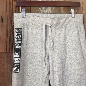 PINK Victoria's Secret Sweat Pants M